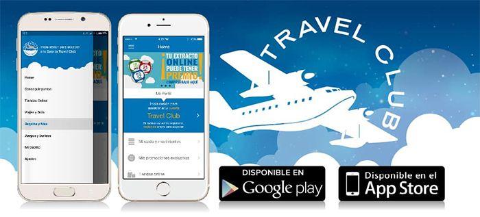consultar puntos travel club por móvil