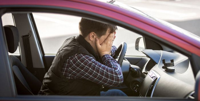como checar un ticket de tráfico