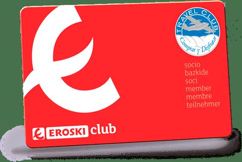 consultar puntos travel club eroski