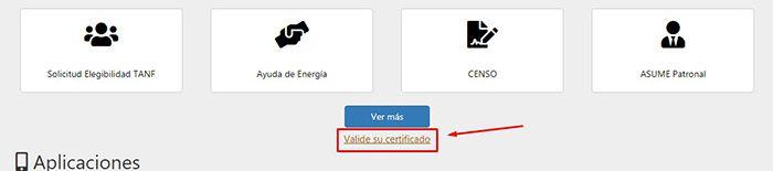 certificacion de asume