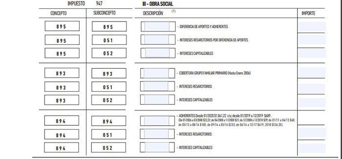 formulario 575 rt donde se paga