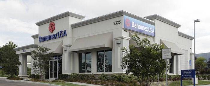 que bancos mexicanos tienen sucursales en estados unidos - Banamex