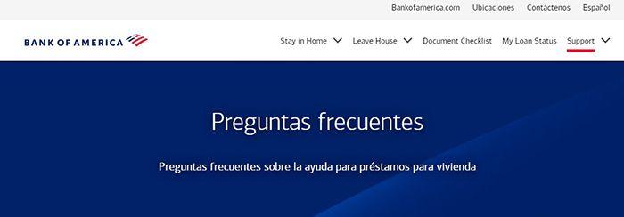 bank of america en español en línea