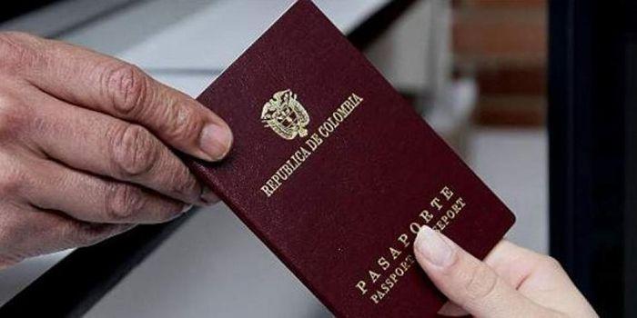 requisitos para renovar pasaporte colombiano