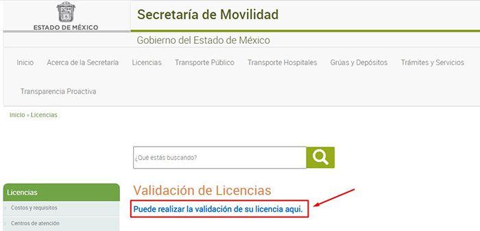 verificar autenticidad de licencia de conducir cdmx
