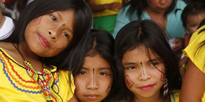requisitos para registrar un niño en colombia nacido en comunidad indigena